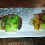 テッパンプラス - 焼き野菜