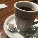 ロンシャン - 食後のコーヒー