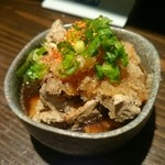 Zen - 牛すじおろしポン酢