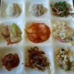 香港厨房 - 香港厨房にて… 2014年12月…食べ放題の品々