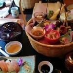 35715957 - 花かご寿司膳