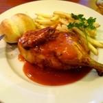 35716659 - Roasted Chicken(1410円+税)