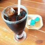 ダイニングカフェ・オーパ - アイスコーヒー
