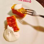 トーク バック ビコック - ランチ デザート