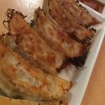 麺屋ガテン - 餃子