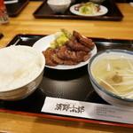 清野太郎 - 牛タン(1.5)定食