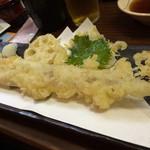 sobadokorokinugasa - もう、何これ、これ以上の穴子あるのん。             ¥680