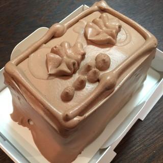 トップス エキュート品川店 - チョコレートケーキ ミニ(1,015円)2015年3月