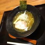 札幌鮭ラーメン麺匠 赤松 - お子様ラーメン醤油 430円