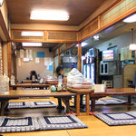 こまどり - 小上がり座卓席(2010年3月)