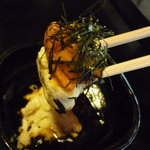 杉の井 - ☆まったりとした胡麻豆腐&雲丹…良いスタートです!!☆