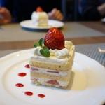 ルセット - ショートケーキ