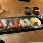 黒尊 - お寿司