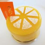 パティスリー エイセンドウ - オレンジキャラメル