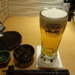 35721797 - 生ビール