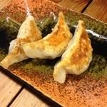 汐屋 まる長 - セット餃子