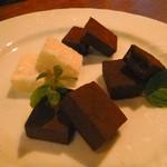 バーリュトン - 生チョコ 4種類