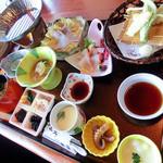 和久 - 料理写真:瀬戸の彩御膳