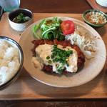 #702 CAFE&DINER - チキン南蛮