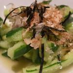 活け活け魚ー魚ー - ぽりぽりと美味しいきゅうり