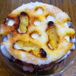 小松屋本店 - はちのすケーキ