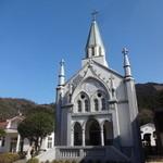 沙羅の木 - 殿町どおりの教会