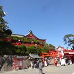 沙羅の木 - 太鼓谷稲荷神社
