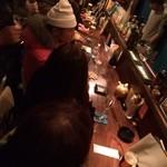 shot bar 7peace - いっぱい入ってます!!    イエぃー!!