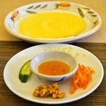 タイ国料理 チャイタレー - 2015.3 ランチの自分で巻き巻き生春巻き