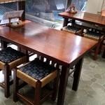 野麦路 - テーブル席