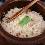 35730248 - 食べ放題の松茸ご飯