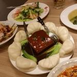 楽楽屋 - かなり本格的な中国東北料理が頂けました~♪