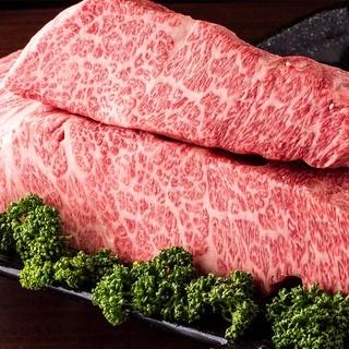 最高級の希少部位の焼肉を低価格でご用意。
