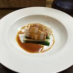 すこびる - 料理写真:前菜、棒棒鶏。