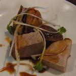 レストラン信天翁 - 焼豚