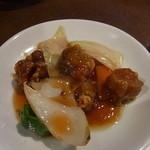 レストラン信天翁 - 酢豚