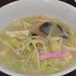 レストラン信天翁 - チャンポン