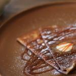 キチカ - 有塩バターとキャラメルのクレープ