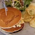 ルサ ルカ - Pancake サンドウィッチ