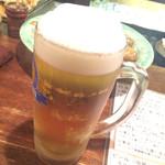 太郎 - 生ビール
