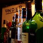 UNDER BAR - 珍しいウィスキーを続々入荷中!詳しくは店長まで