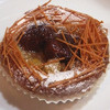 ブーランジェ・シャンソニエ - 料理写真:栗のデニッシュ