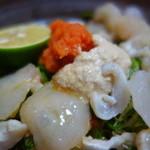 寿司.割烹 海徳 - ご当地名物「ふぐざく」