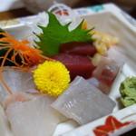 寿司.割烹 海徳 - 刺し盛り