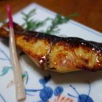 寿司.割烹 海徳 - 鰆の漬け焼き