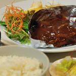 大正亭 - 近江牛ハンバーグランチ…1,382円