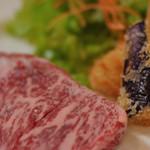 大正亭 - 近江牛ロースステーキ…2,484円