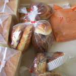 ピレーネ - 安くなってるパンたち!