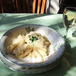 文流 - ゴルゴンゾーラチーズ和えペンネ