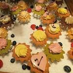 ハイアットリージェンシー 京都 - バレンタインカップケーキ